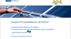 Das Cover des European PV InstallerMonitor 2015/2016. (Grafik: EuPD Research)
